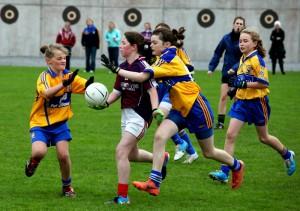 Clare v Galway u12