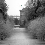 Dromoland Castle in Winter
