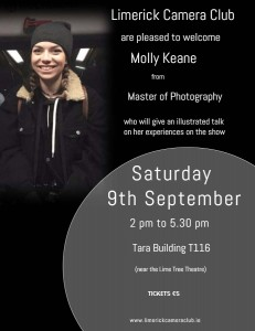 Molly Keane Poster-2